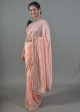 Blush Pink Abutai Designer Sarees With Sequin Embroidery For Women Online - Emiraas By Indrani